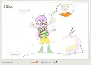 Naoki - El viaje de Elisa